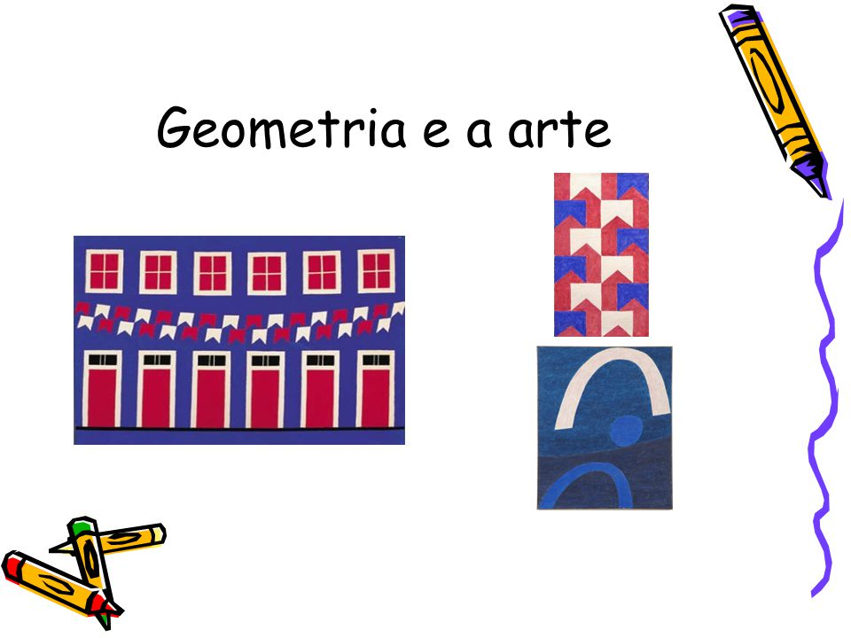 Geometria e a arte