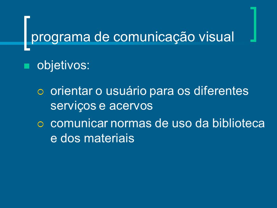 programa de comunicação visual