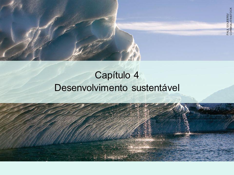 Capítulo 4 Desenvolvimento sustentável