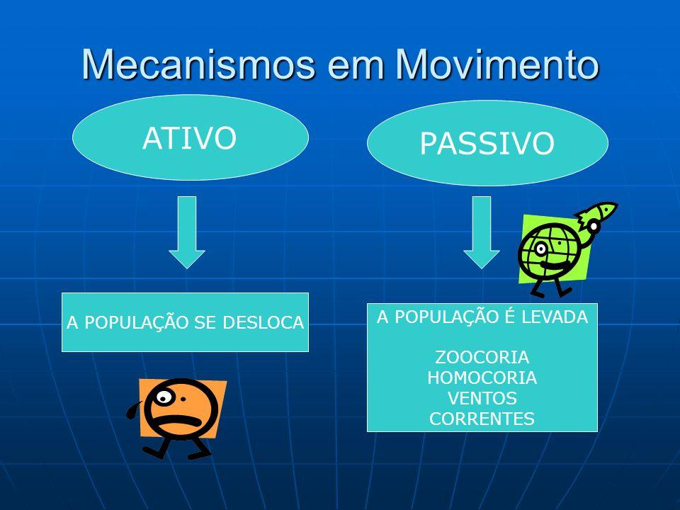 Mecanismos em Movimento