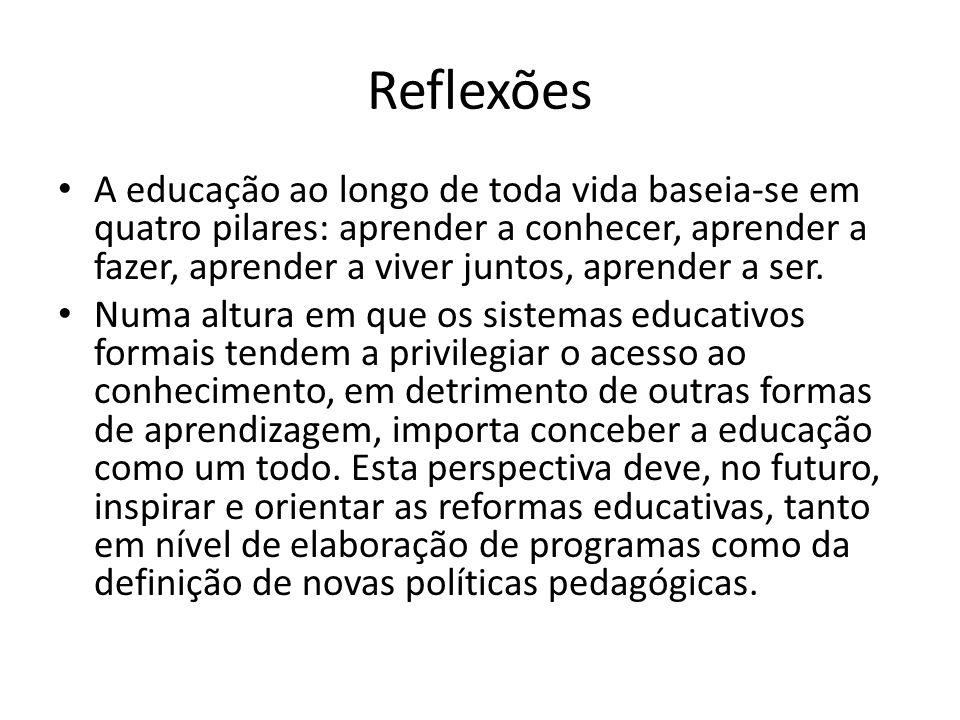 Reflexões