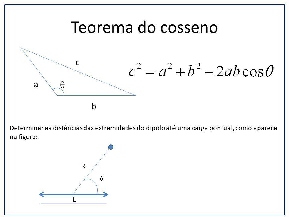 Teorema do cosseno a b c q