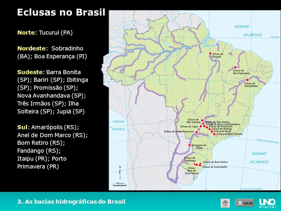 Eclusas no Brasil Norte: Tucuruí (PA)