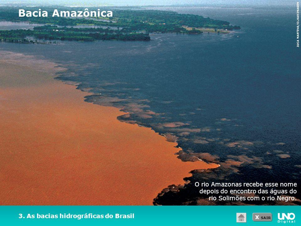 Bacia Amazônica JUCA MARTINS/OLHAR IMAGEM.