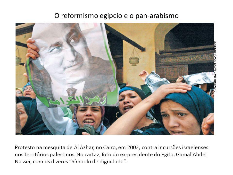 O reformismo egípcio e o pan-arabismo