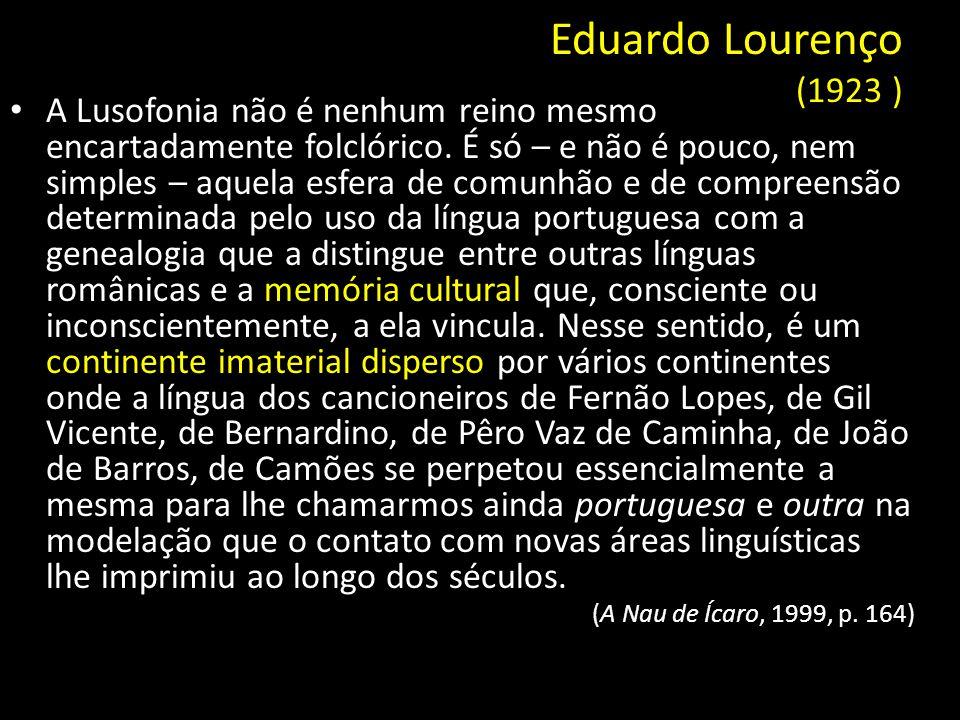 Eduardo Lourenço (1923 )