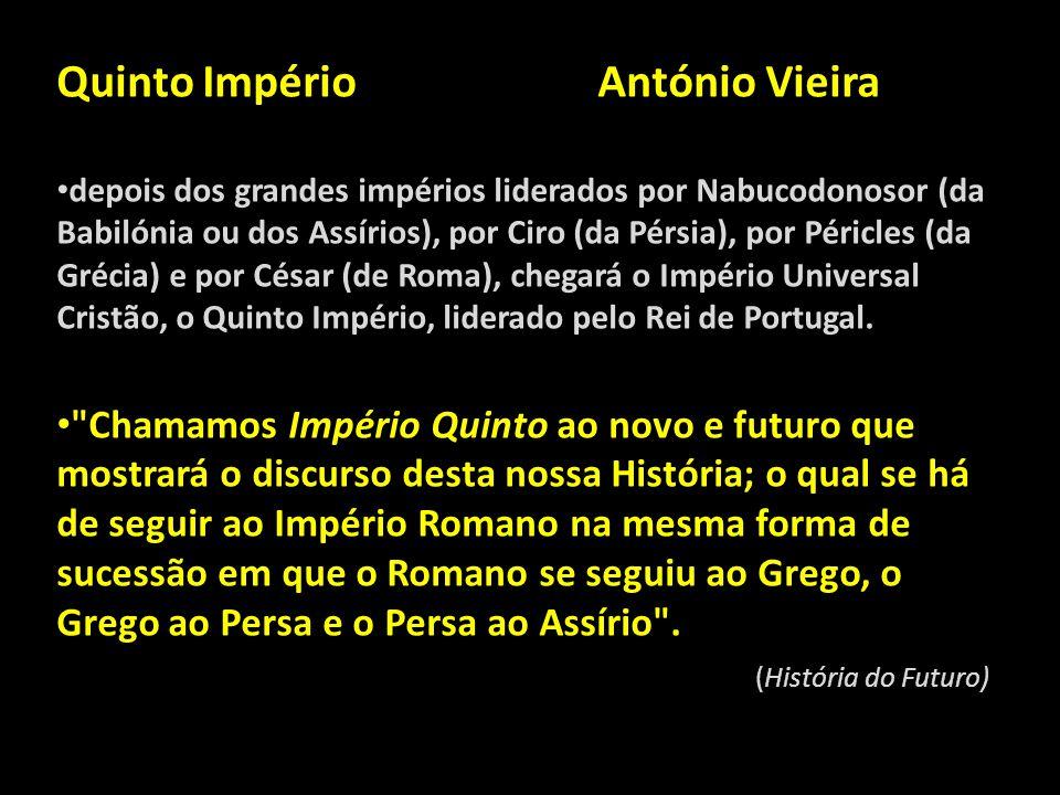 Quinto Império António Vieira