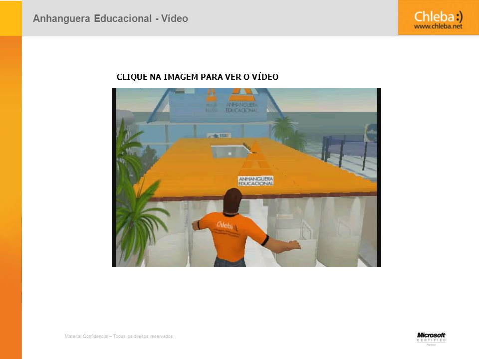 Anhanguera Educacional - Vídeo