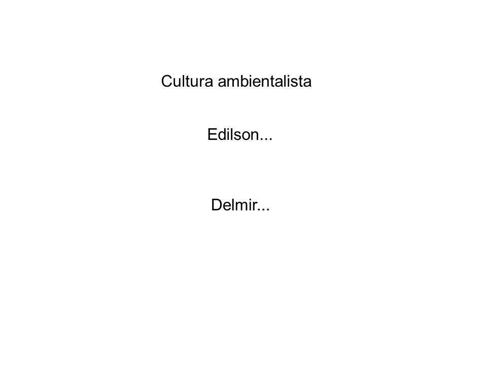 Cultura ambientalista