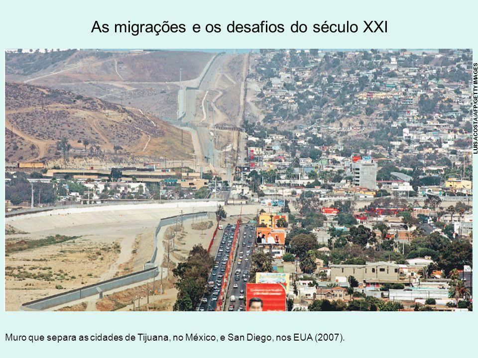 As migrações e os desafios do século XXI