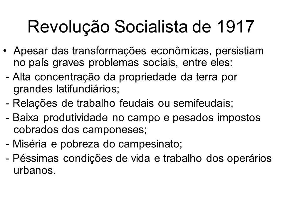 Revolução Socialista de 1917