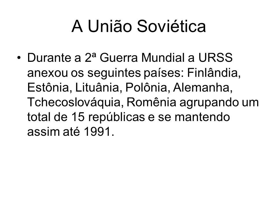 A União Soviética