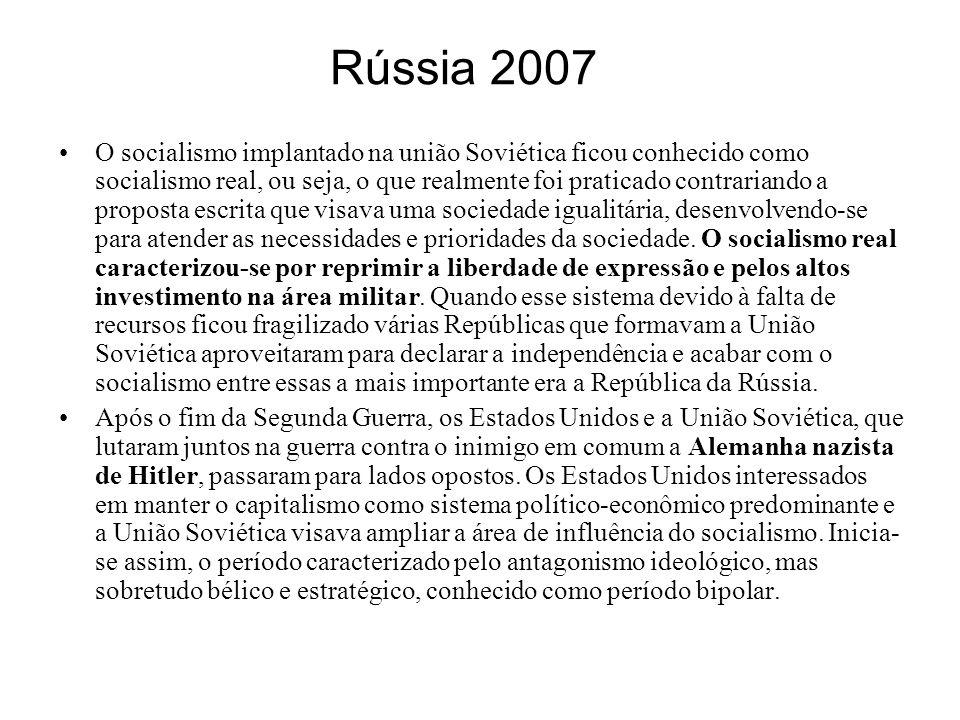 Rússia 2007