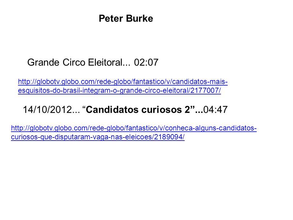 Grande Circo Eleitoral... 02:07