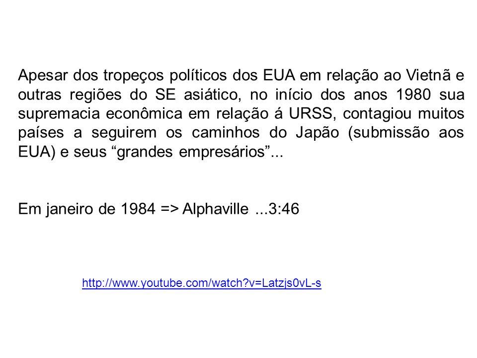 Em janeiro de 1984 => Alphaville ...3:46