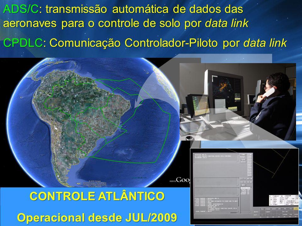 Operacional desde JUL/2009