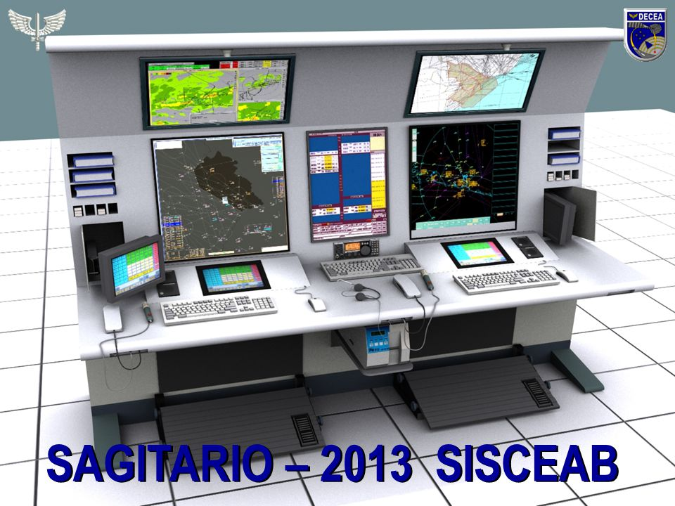 SAGITARIO – 2013 SISCEAB 13 13 13 13