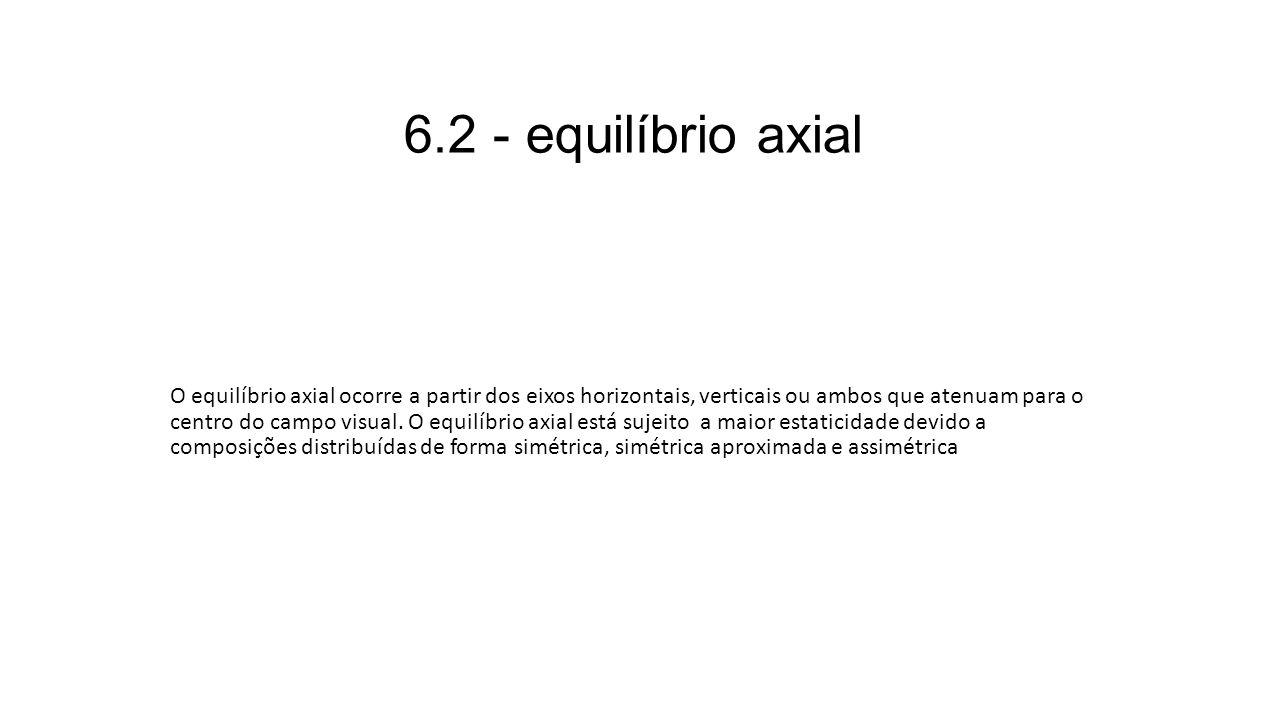 6.2 - equilíbrio axial