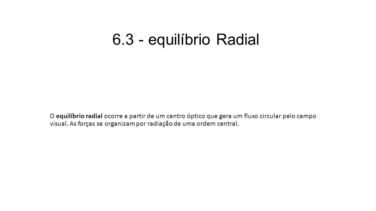 6.3 - equilíbrio Radial