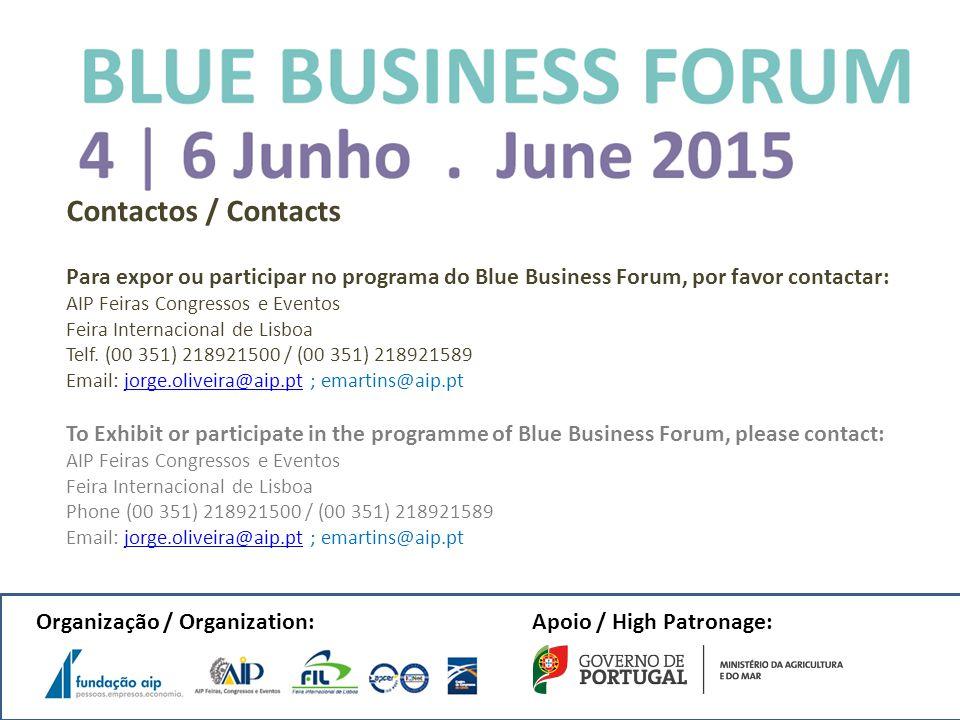 1º Forum da Economia do Mar