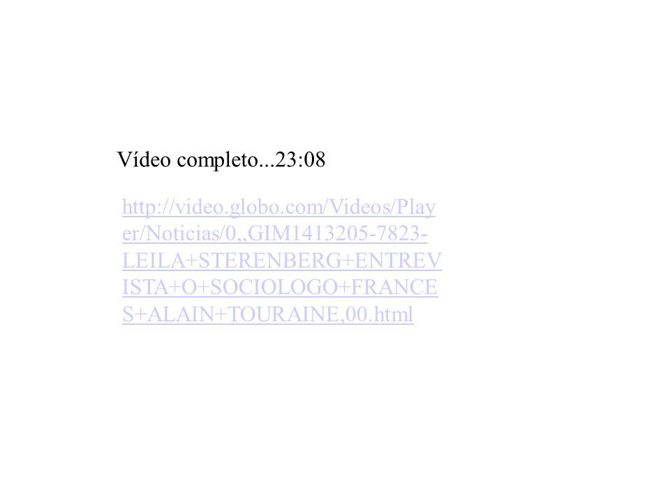 Vídeo completo...23:08