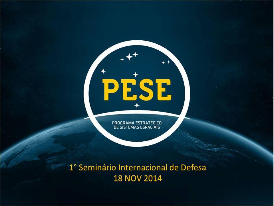 1° Seminário Internacional de Defesa