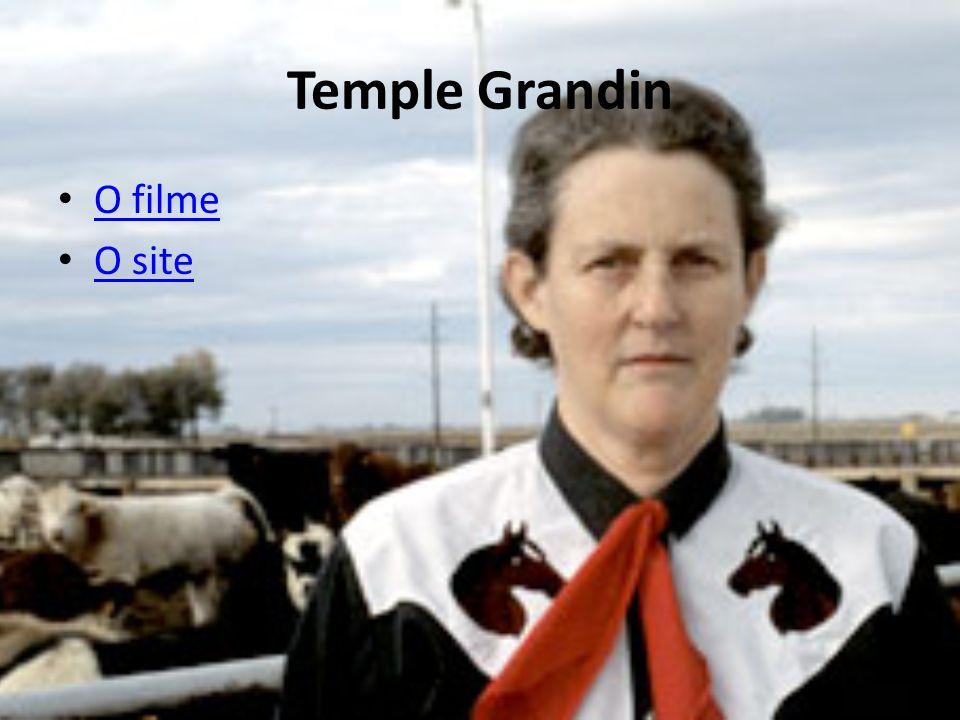 Temple Grandin O filme O site