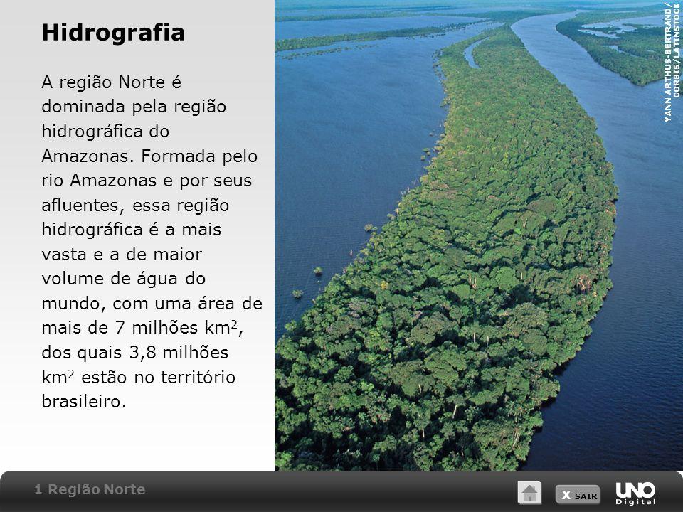 Hidrografia YANN ARTHUS-BERTRAND/ CORBIS/LATINSTOCK.