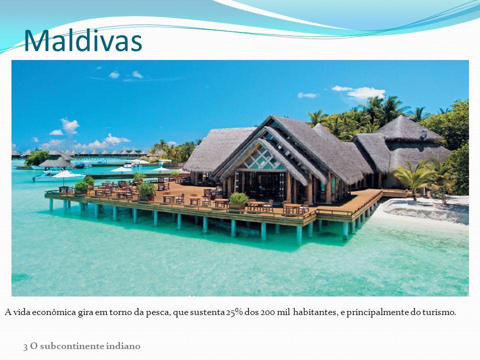 Maldivas JOSE FUSTE RAGA/CORBIS/LATINSTOCK.