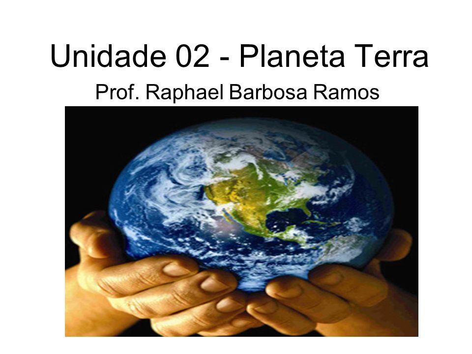 Unidade 02 - Planeta Terra