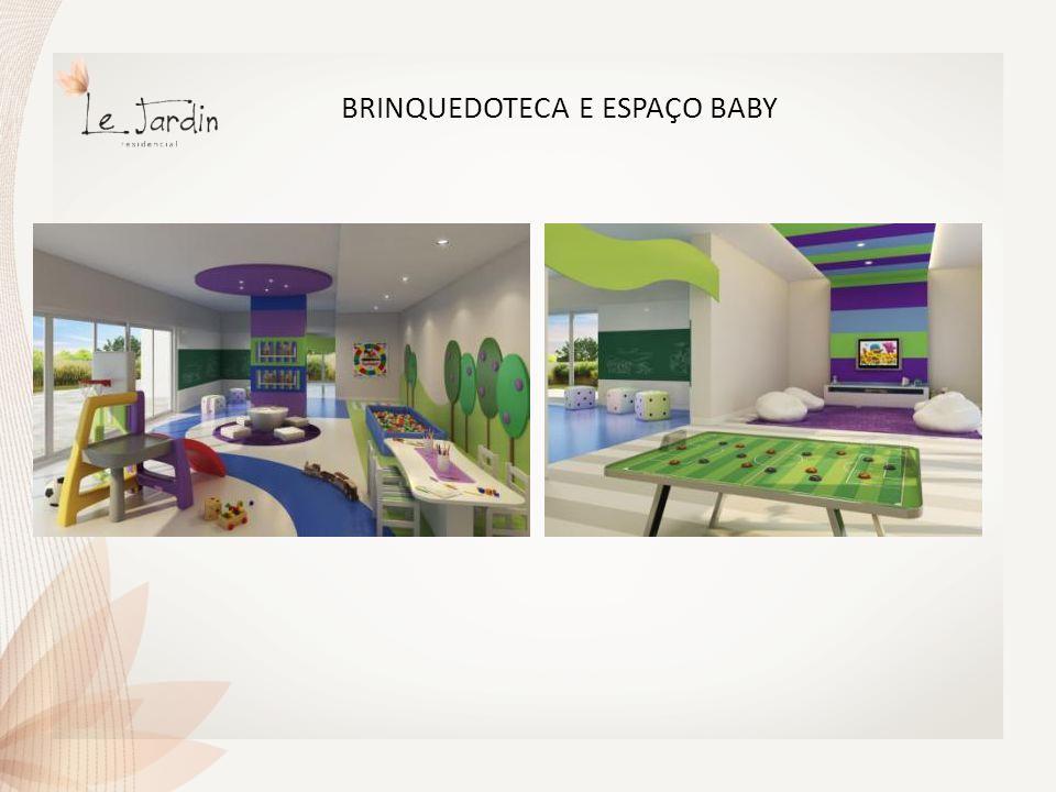 BRINQUEDOTECA E ESPAÇO BABY