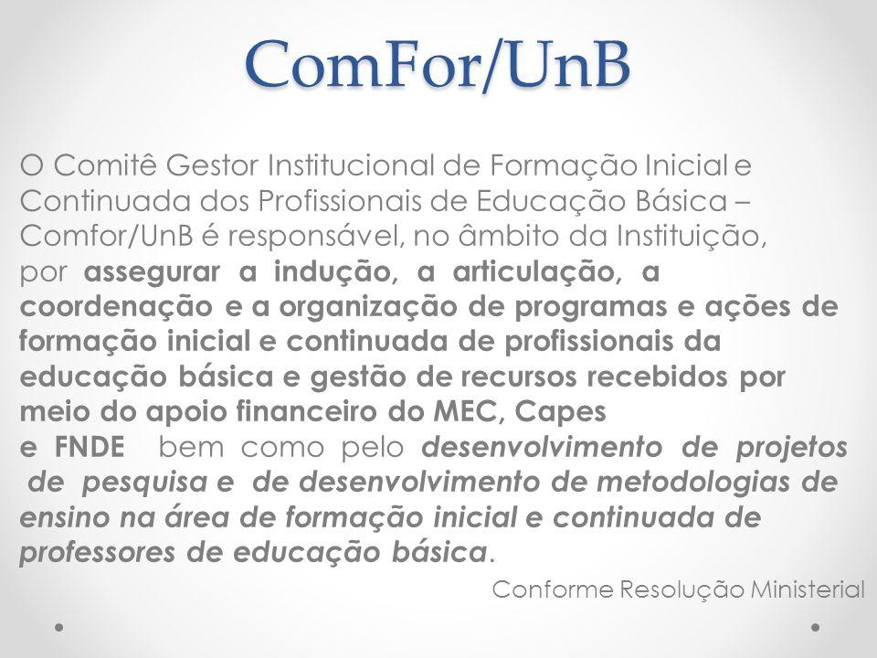 ComFor/UnB