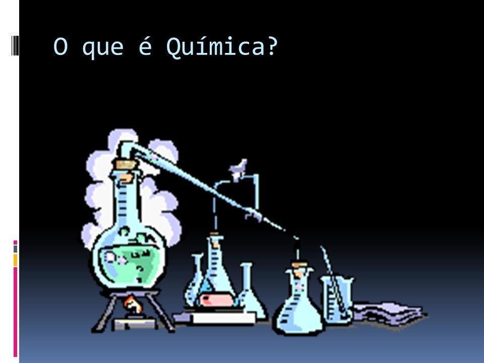 O que é Química