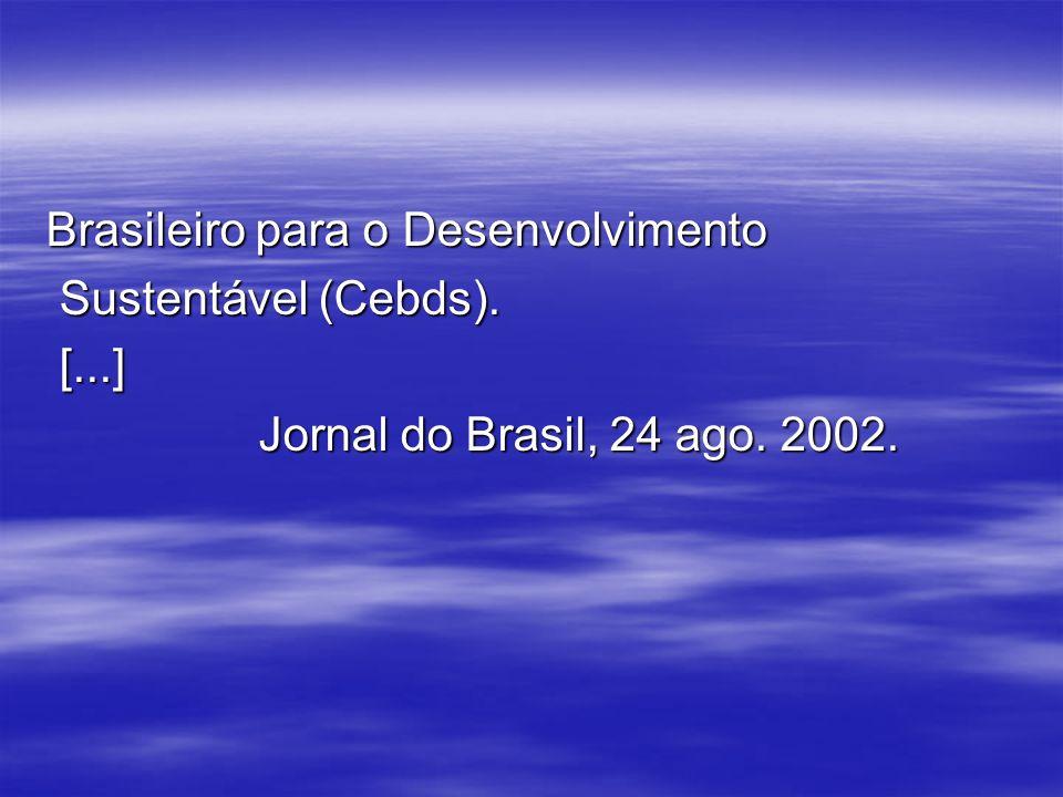 Brasileiro para o Desenvolvimento