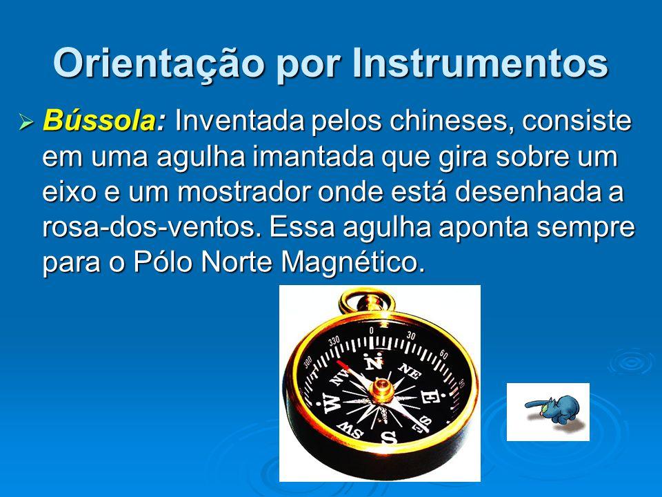 Orientação por Instrumentos