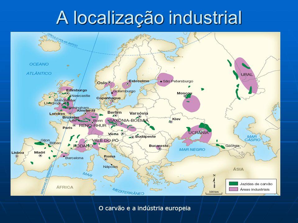 A localização industrial
