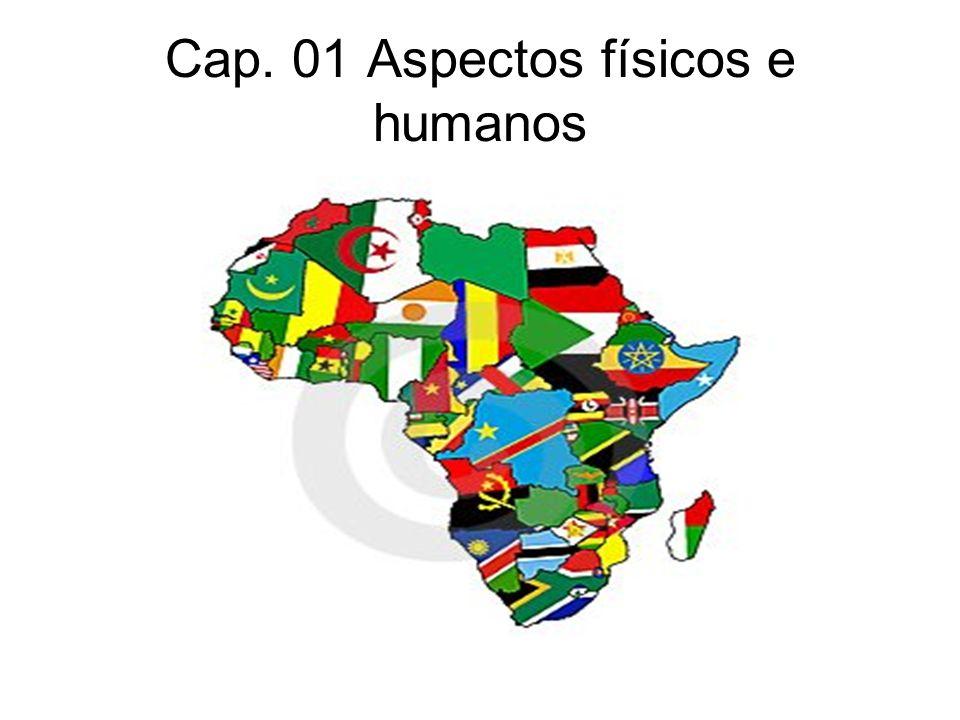 Cap. 01 Aspectos físicos e humanos