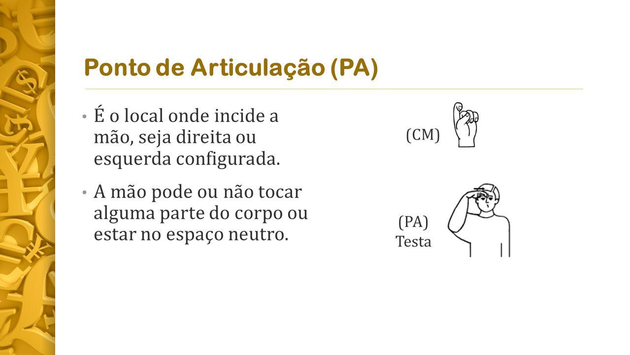Ponto de Articulação (PA)