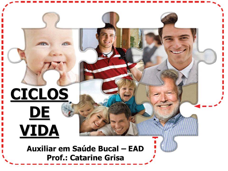 Auxiliar em Saúde Bucal – EAD