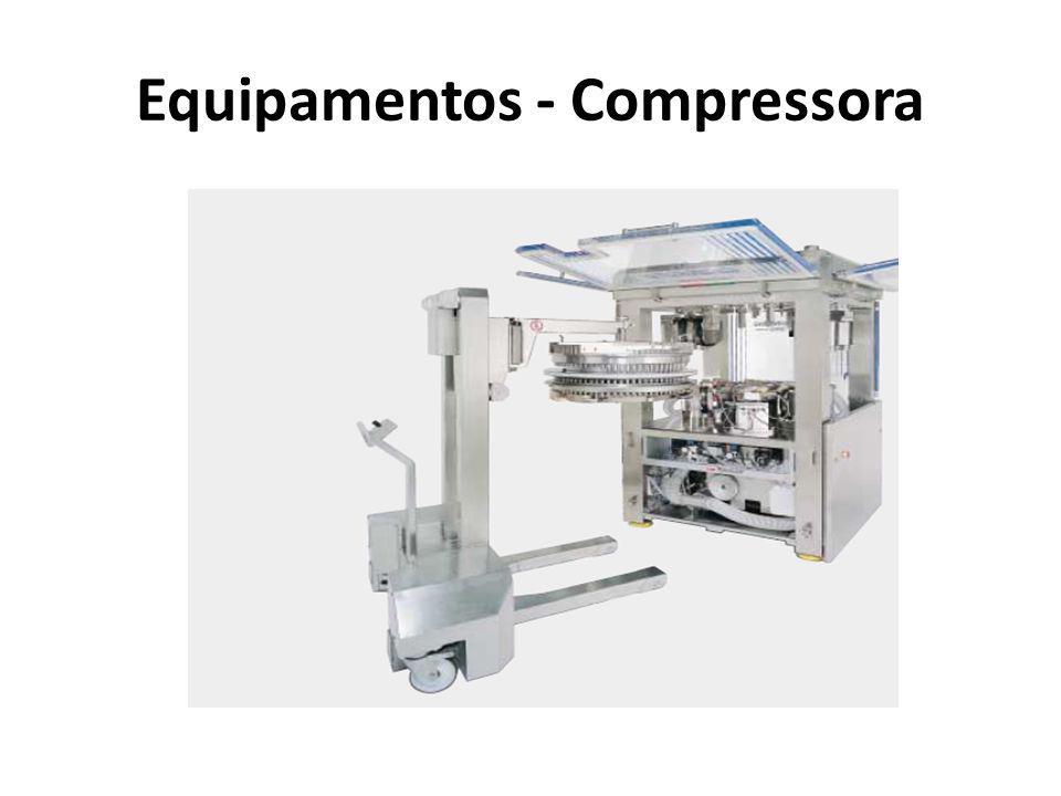 Equipamentos - Compressora