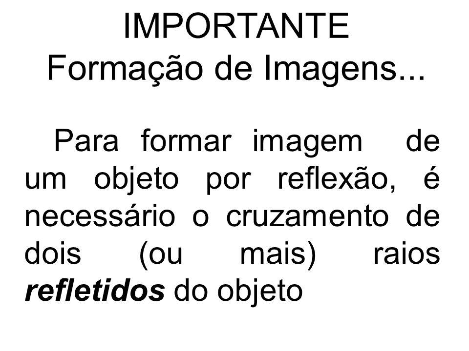 IMPORTANTE Formação de Imagens...