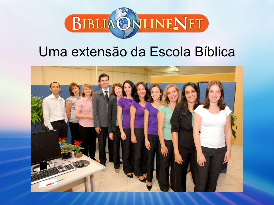 Uma extensão da Escola Bíblica