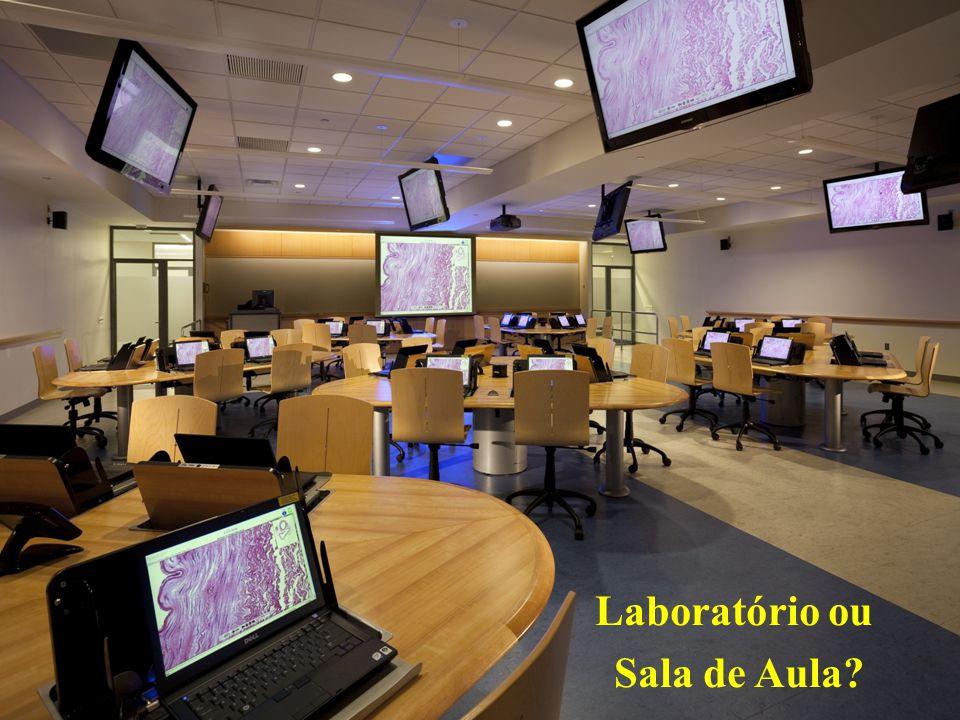 Laboratório ou Sala de Aula