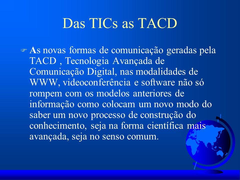 Das TICs as TACD