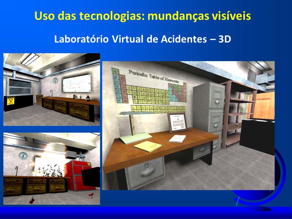 Laboratório Virtual de Acidentes – 3D