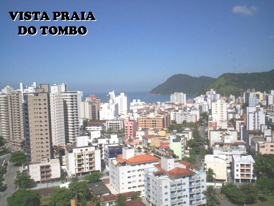 VISTA PRAIA DO TOMBO