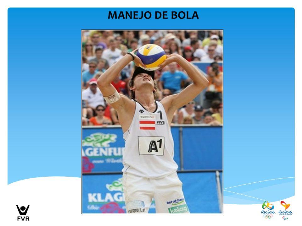MANEJO DE BOLA