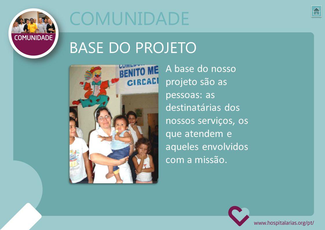 COMUNIDADE BASE DO PROJETO