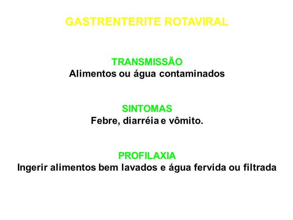 GASTRENTERITE ROTAVIRAL