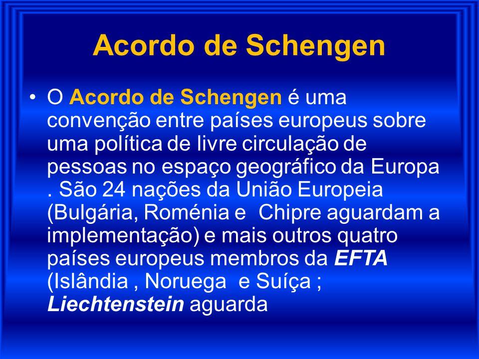 Acordo de Schengen